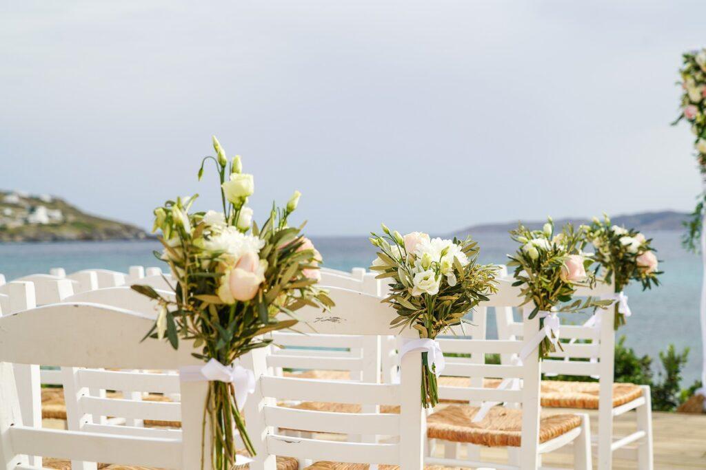 mykonos, wedding, venue