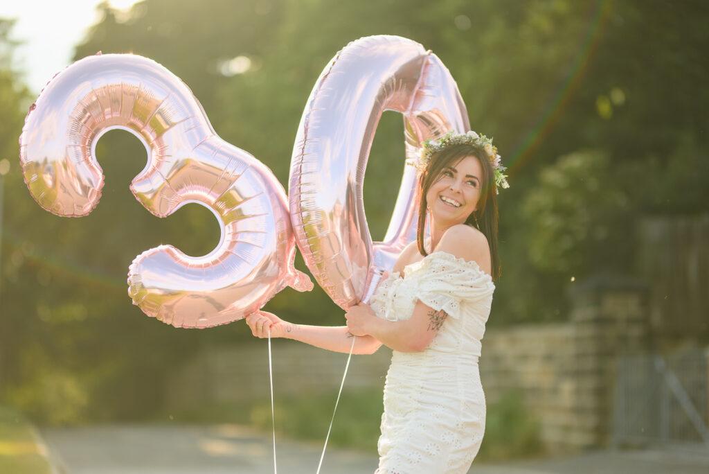 Birthday photographer